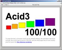 Opera: Test sürümü Acid3 testini geçiyor