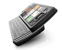 Sony Ericsson X1, Windows Mobile 6.1 ile geliyor