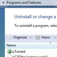 Çok fazla program kurmak kaldırmak ve beta yazılım