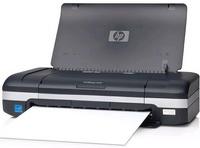HP mobil yazıcılar: Officejet H470, H470b, H470wbt