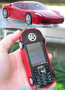 Ferrari model cep telefonu!