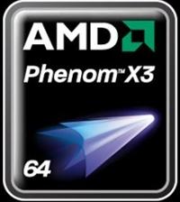 Phenom X3'ler 24 Nisan'da geliyor