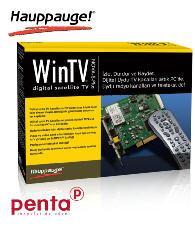 Hauppauge'dan Penta ile ortaklık