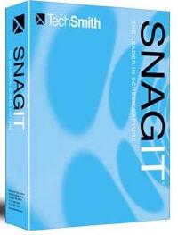 SnagIt & QuickTime & Paint Shop Pro
