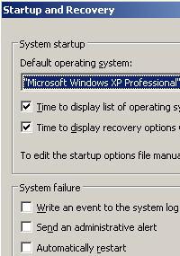 Başlangıç dosyasını yapılandırın