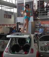 Car & Sound 2008: Yeni otomobil teknolojileri