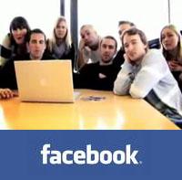 Facebook için bestelenen marş