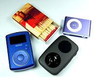 iPod Shuffle'ı terletebilecek alternatifler