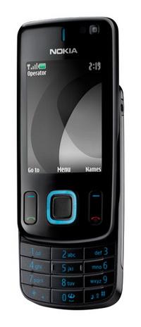 Nokia 6600 slide ve Nokia 3600 slide