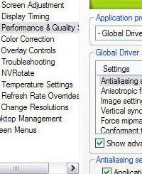 Nvidia: Performans yönünde optimize etmek