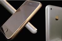 Altın kaplamalı iPhone GoldenEye