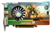 XFX'ten overclock edilmiş GeForce 9600 GSO