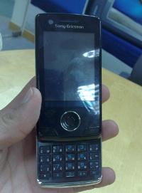 Sony Ericsson Paris P5: Yeni resim ve bilgiler