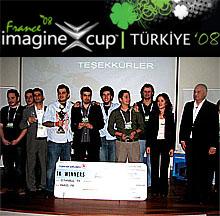 Microsoft Imagine Cup 2008 sonuçlandı