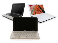 EeePC ve rakipleri: Mini laptoplar mercek altında