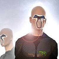 Elektronik maske ile farklı bir Dünya
