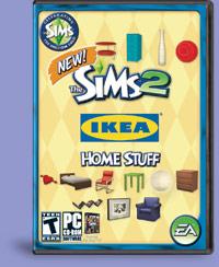 Sims evinizi IKEA'nın eşyalarıyla donatın