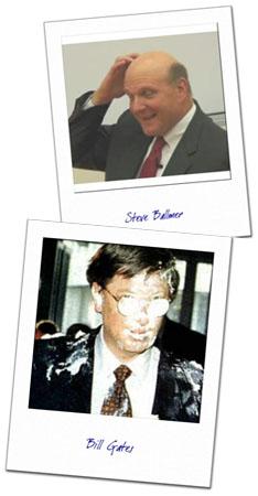 Steve Ballmer Macaristan'da yumurtalandı