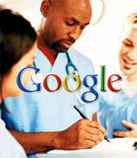 Google'dan sağlık hizmeti