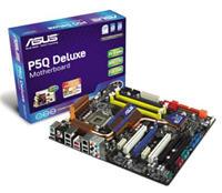 Asus'tan P5Q: Linux'lu anakart