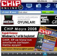 CHIP Online forumlarına giriş