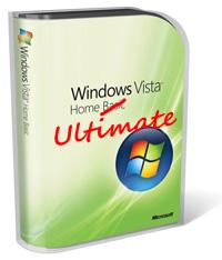 """Herkes için """"Ultimate"""" Vista"""