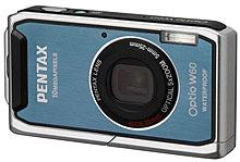Pentax'ın yeni kamerası sualtında çalışıyor