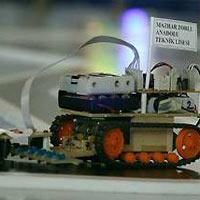 3. Ulusal Robot Yarışması sonuçlandı
