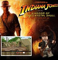 Indiana Jones özel bölümü