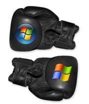 Servis paketleri sonrasında XP ve Vista