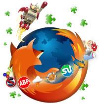 Firefox 3'e özel 5 harika eklenti