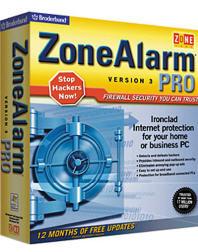 Başarılı bir güvenlik duvarı yazılımı: ZoneAlarm