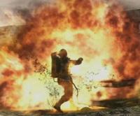 Resim-savaşı: Call of Duty 5 için ilk fragman