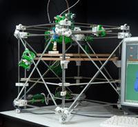 RepRap isimli robot kendini bile kopyalıyor