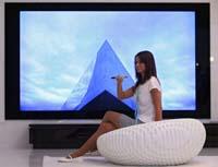 Televizyon ile aranızda yeteri kadar mesafe olmalı