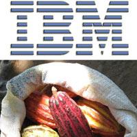 IBM çikolata krizine de el attı