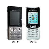 Sony Ericsson'dan eski klasiklere yeni soluk