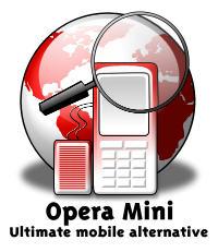 Cep telefonlarına özel Opera