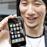 iPhone 3G ve mutlu yüzler…