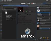 Amarok 2.0: Medya oynatıcının ilk alfası