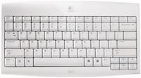 Logitech: Wii konsolu için kablosuz klavye