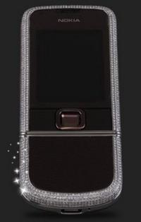 20.000 Dolarlık cep: Nokia 8800 Sapphire