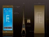 Tasarım-çalışması: Eyfel kulesi cep telefonu