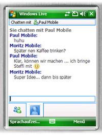 Windows Live Client: Cepler için yeni sürüm