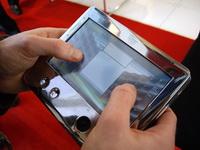 Toshiba'dan 5,6 inçlik minibook prototipi