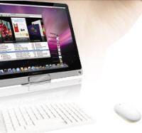 Apple'dan dokunmatik ekranlı tablet PC