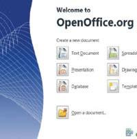 OpenOffice biçimli dosya formatlarını açmak