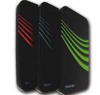 HDDR160E03E: Toshiba'dan taşınabilir diskler