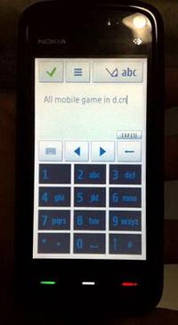 Nokia 5800 Tube: Yeni resimler