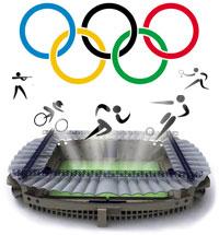 2008 Pekin Olimpiyatları Duvar Kağıtları